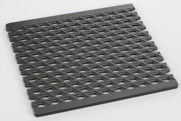 The Brand New Cross and Stripes Grill Tray